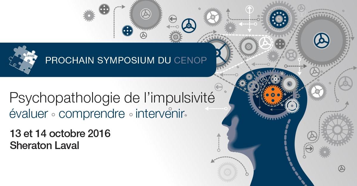 Conférence CENOP Laval 2016